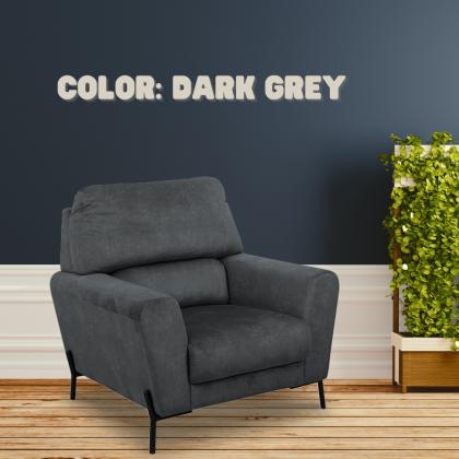 Como Home Modern Arm Chair | Lounge Chair | Kerusi Hiasan Ruang Tamu (S3155) Delivery by own Logistic