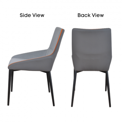 Como Home Dining Chair | Study Chair | Dressing Chair (F53)